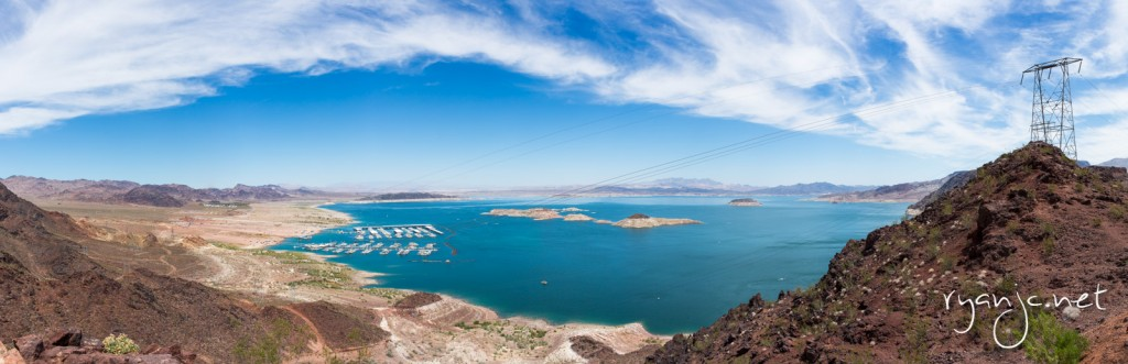 Lake Mead panoramic