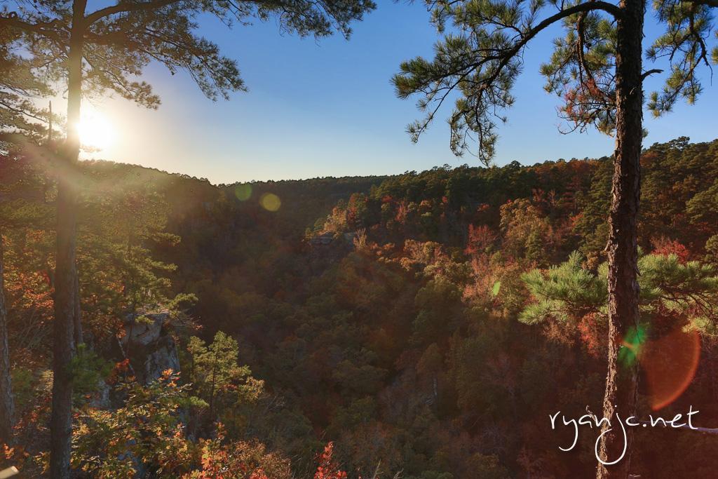 Cedar Falls Overlook