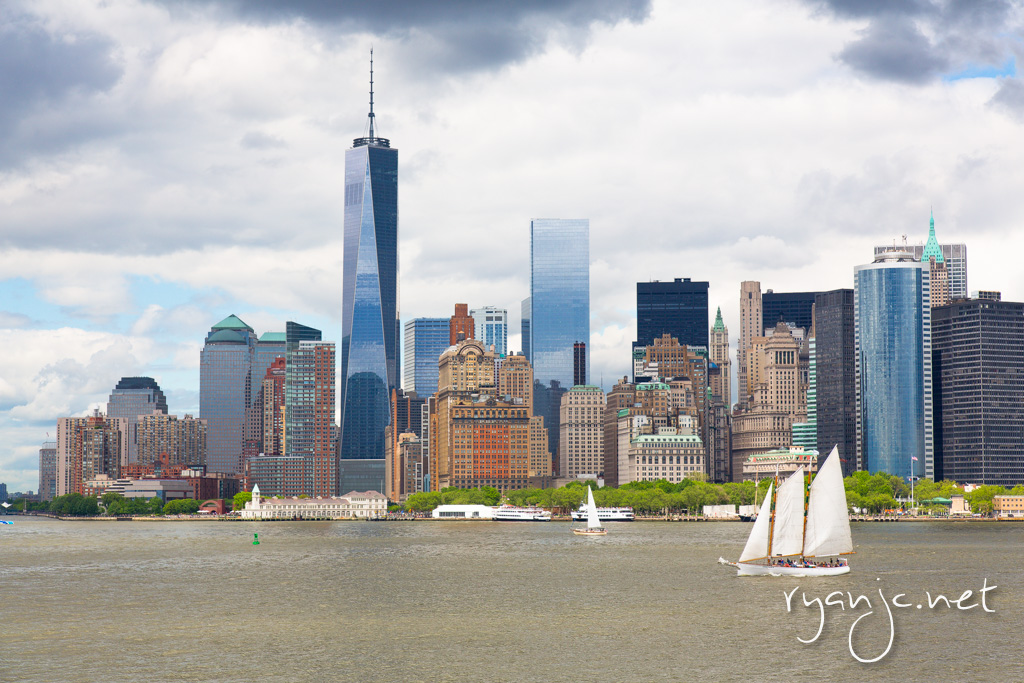 Downtown Manhattan Skyline - New York City, NY