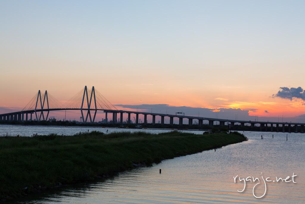Fred Hartman Bridge - Baytown, TX