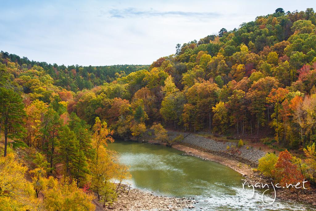 Fourche La Fave River - Nimrod Lake, AR