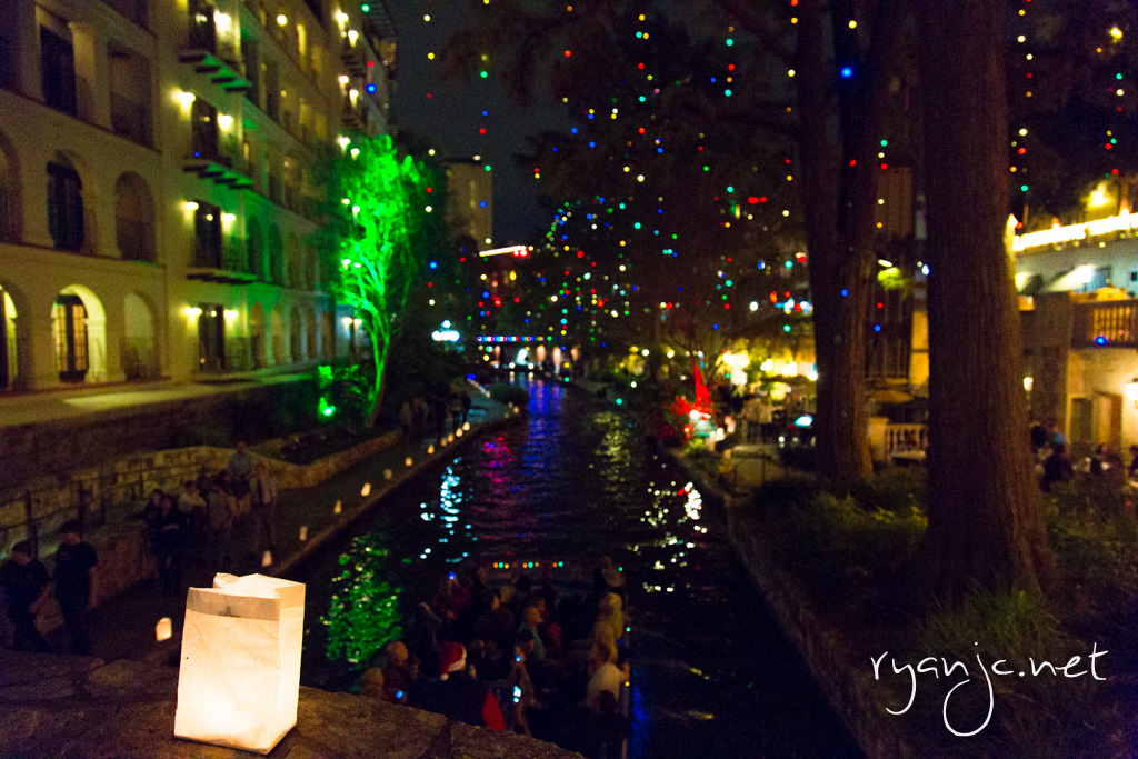 San Antonio River Walk - San Antonio, TX