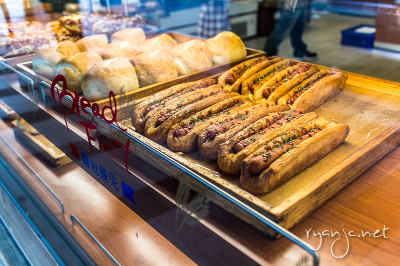 Asian bakeries are second to none in presentation and taste!