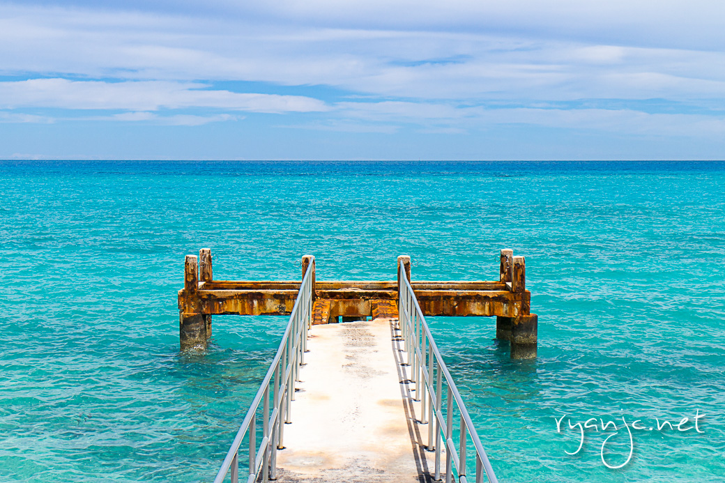 Gates Bay, Bermuda. Taken April 30, 2015